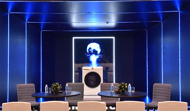 Samsung AI thế hệ mới: Chiếc máy giặt khởi động kỷ nguyên thiết bị gia dụng thông minh - 1