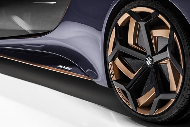 Suzuki ra mắt xe ý tưởng sử dụng động cơ điện hiệu suất cao - 10