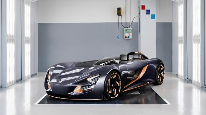 Suzuki ra mắt xe ý tưởng sử dụng động cơ điện hiệu suất cao - 3