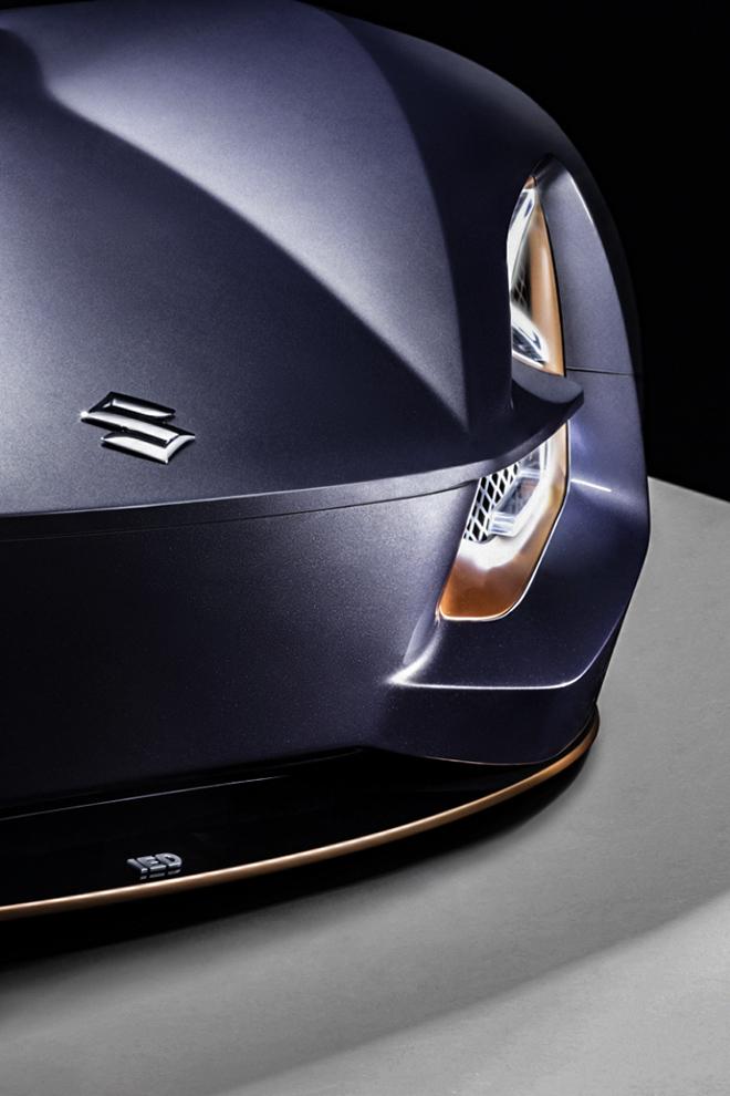 Suzuki ra mắt xe ý tưởng sử dụng động cơ điện hiệu suất cao - 8