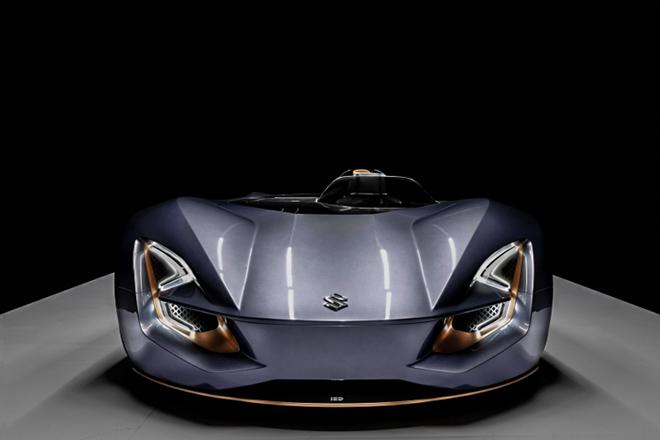 Suzuki ra mắt xe ý tưởng sử dụng động cơ điện hiệu suất cao - 6