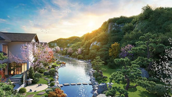 Tinh thần Wabi Sabi Nhật Bản thấm đẫm từng góc nhỏ tại Yoko Villas - 1