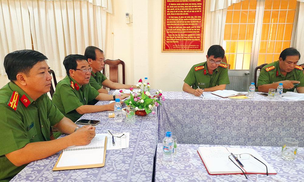 Vụ trộm lớn nhất Trà Vinh từ trước đến nay: Cạy két sắt lấy 65 lượng vàng và 35.000 USD - 1
