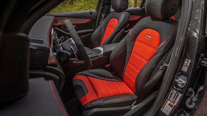 Xe SUV Mercedes-AMG GLC 63S có mặt tại thị trường Mỹ - 11
