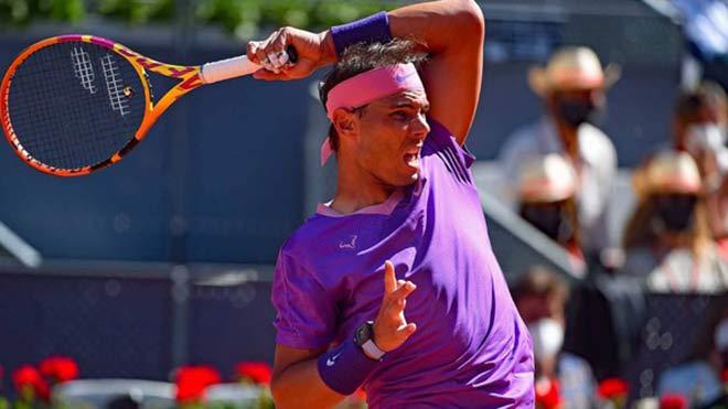 Madrid Open ngày 5: Nadal gặp đàn em, Medvedev & Zverev coi chừng cú sốc - 1