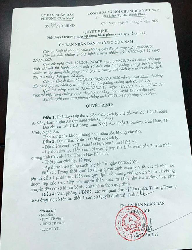 """Thầy Park """"đau đầu"""" khi trò cưng Phan Văn Đức cách ly 12 ngày vì Covid-19 - 1"""