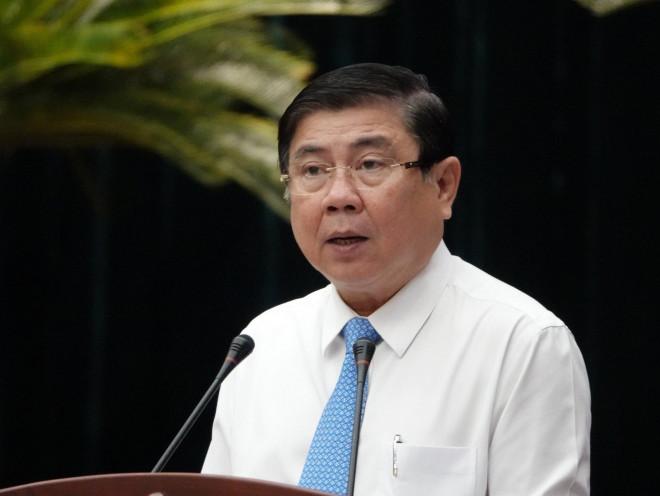 Chủ tịch Nguyễn Thành Phong nói về ca tái dương tính Covid-19 ở quận 3 - 1