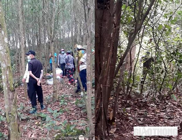 Phát hiện thi thể người đàn ông ở bìa rừng sau 5 ngày mất tích - 1