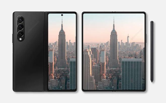 Hình dung Galaxy Z Fold 3 và Galaxy Z Flip 3 đẹp mê ly - 1