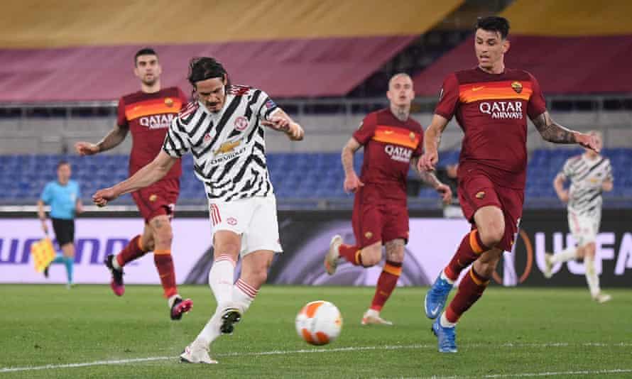 MU vùi dập AS Roma 8-5, chưa lập kỷ lục bàn thắng ở bán kết cúp châu Âu - 1