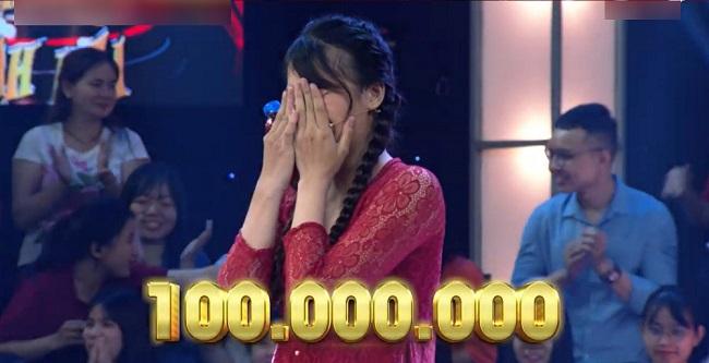 Không vì thế mà cô tự ti, Ngân Thảo đã ẵm 100 triệu đồng vô cùng xuất sắc. Cô còn được MC Ngô Kiến Huy tài trợ tiền làm răng.Sau khi tham gia chương trình, Ngân Thảo nhận được nhiều sự yêu mến của khán giả.