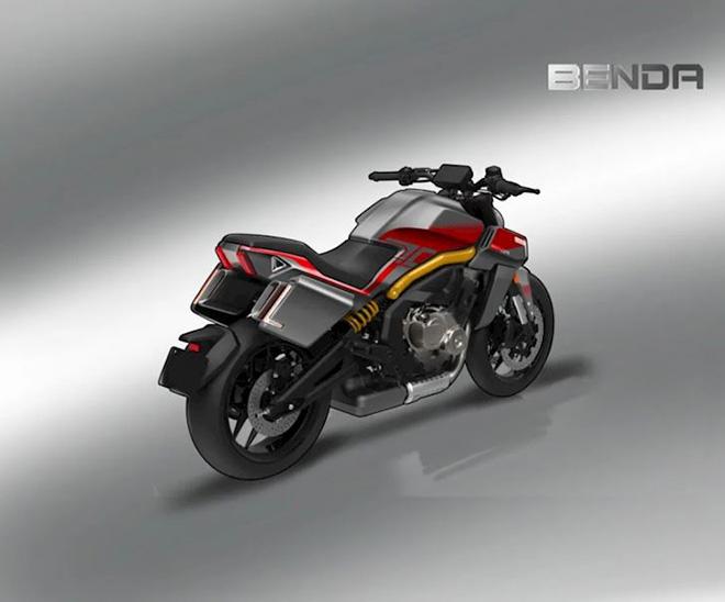 Đây là chiếc xe mô tô chỉ cần đổ nước vào là chạy - 1