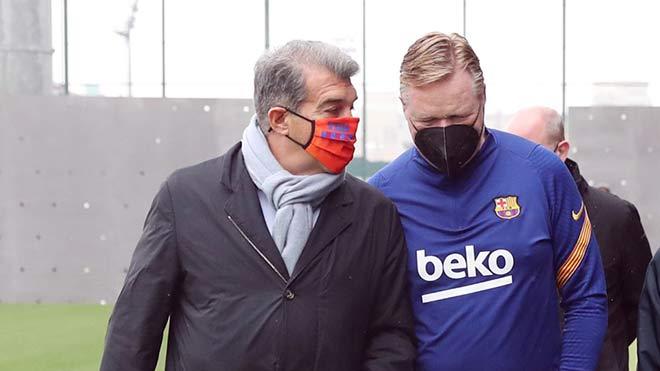 """Chủ tịch Barca tìm người thay Koeman: Phớt lờ Xavi, bất ngờ nhắm """"vua Nam Mỹ"""" - 1"""