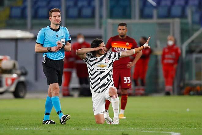 """Kết quả Europa League AS Roma - MU: Xuất thần De Gea, an toàn nhờ """"thần tiễn"""" - 1"""