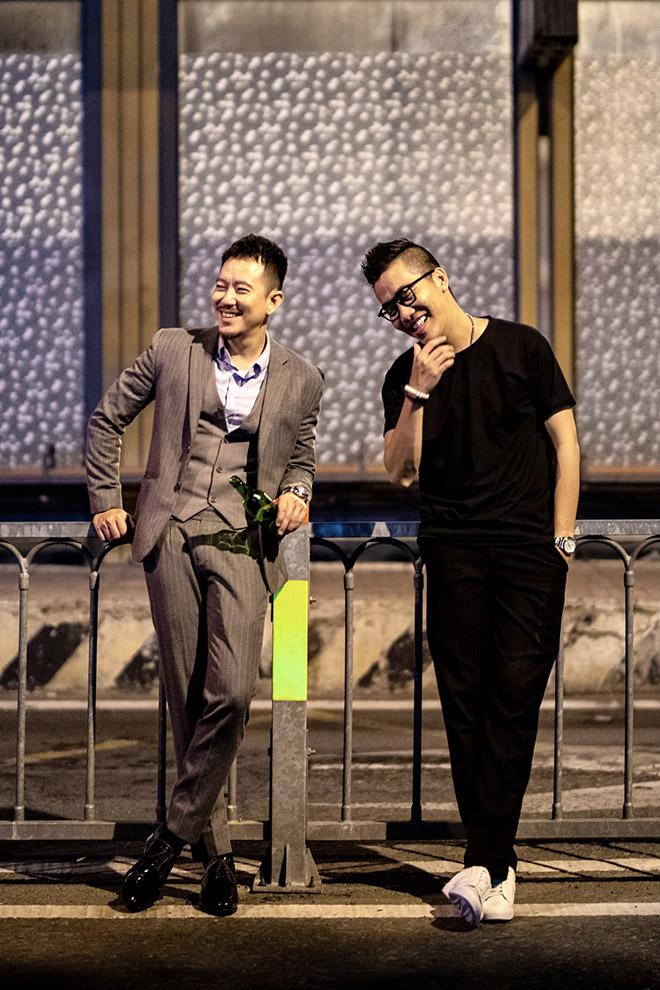 Hoàng Rapper làm MV với giá 10 triệu đồng - 1