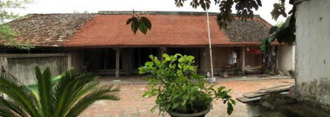 Cận cảnh nhà cổ hơn 200 tuổi ở xứ Thanh - 1