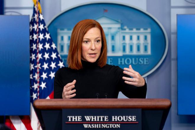 Thư ký báo chí Nhà Trắng của Tổng thống Biden sắp từ chức - 1