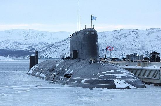 """Chiêm ngưỡng """"siêu tàu ngầm"""" hạt nhân Nga sắp được đưa vào biên chế - 1"""