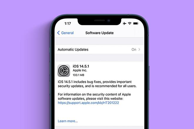 Nghi án iOS 14.5.1 làm giảm hiệu năng iPhone - 1