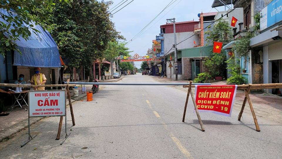 Tìm người đến 24 địa điểm liên quan tới các trường hợp dương tính với SARS-CoV-2 ở Bắc Ninh - 1