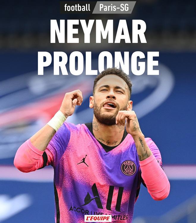 Neymar chốt tương lai cùng PSG: Lương 30 triệu euro/mùa, Barca nghẹn đắng - 1