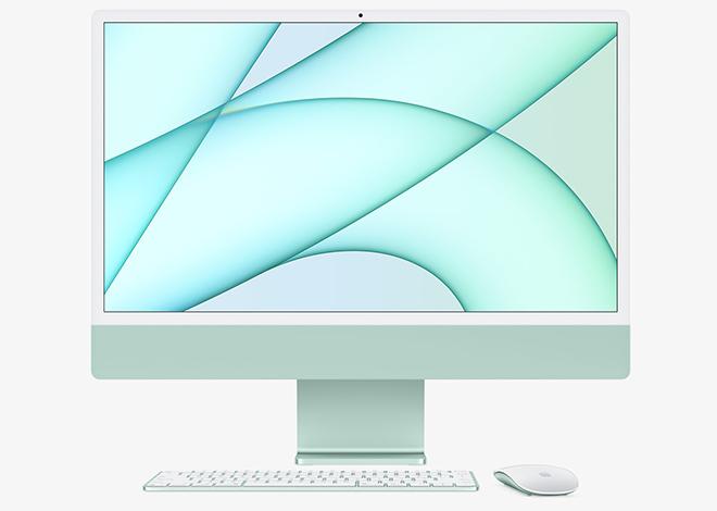 iMac – thủ lĩnh tương lai của dòng máy tính tích hợp - 1