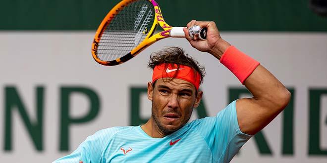 Nóng nhất thể thao tối 8/5: Nadal rơi khỏi top 2 hạt giống Roland Garros - 1