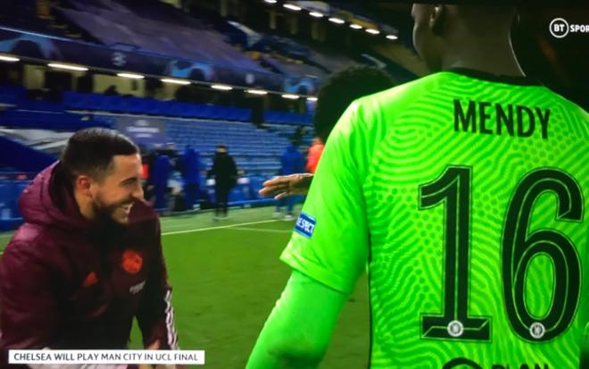 """Real Madrid """"đại loạn"""" sau thất bại ở Cúp C1, bố Courtois đòi """"xử"""" Hazard - 1"""