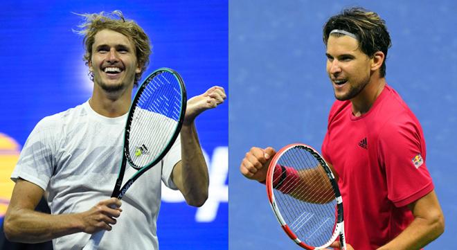 """Nhận định bán kết Madrid Open: Nóng bỏng """"chung kết sớm"""" Zverev - Thiem - 1"""