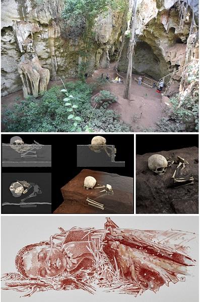 Có gì bên trong ngôi mộ cổ nhất châu Phi? - 1