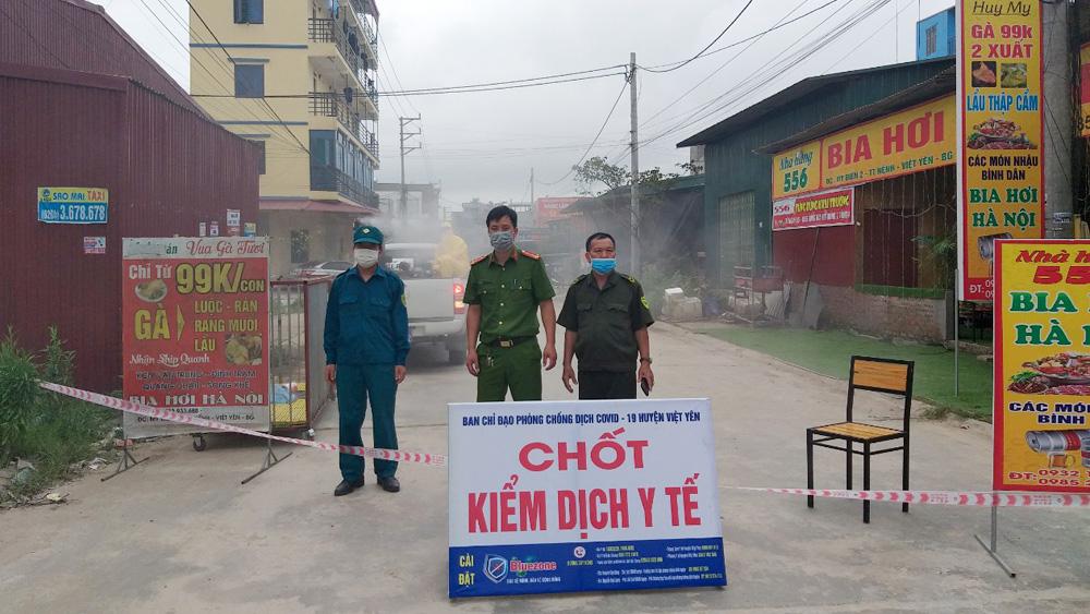 Bắc Giang: 12 công nhân làm trong khu công nghiệp dương tính với SARS-CoV-2 - 1