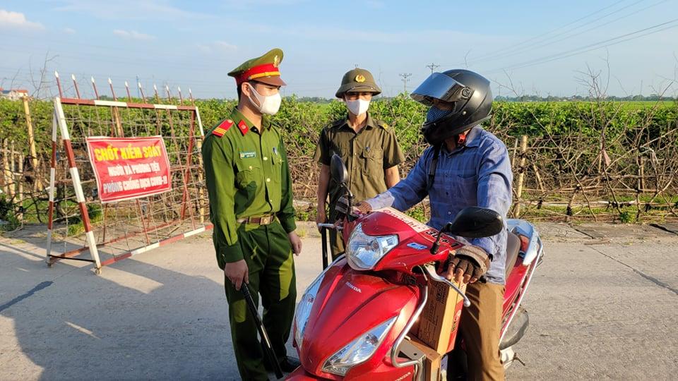 Bắc Ninh ghi nhận 42 trường hợp dương tính với SARS-CoV-2 - 1