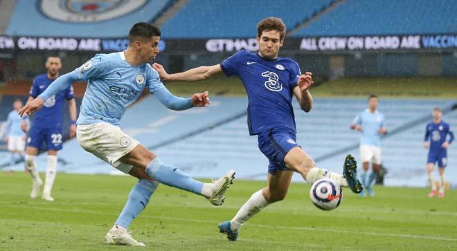 Rực lửa bảng xếp hạng Ngoại hạng Anh: Chelsea hạ Man City, top 4 khó lường - 1