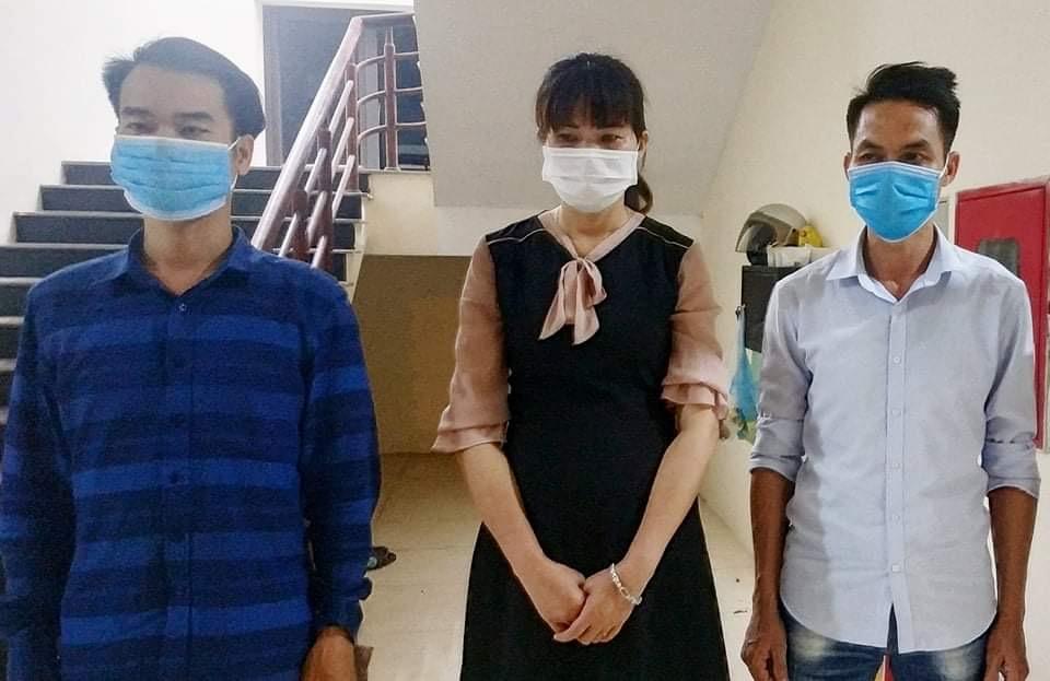Vĩnh Phúc: Bắt 3 đối tượng tổ chức cho người Trung Quốc xuất cảnh trái phép - 1