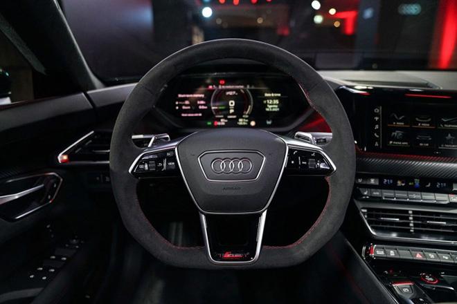 Xe điện Audi e-Tron GT công bố giá bán hơn 2,7 tỷ đồng tại châu Âu - 8