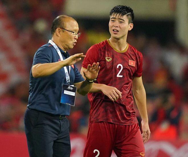 HLV Park Hang-seo đặt tất tay cho canh bạc vòng loại World Cup? - 1