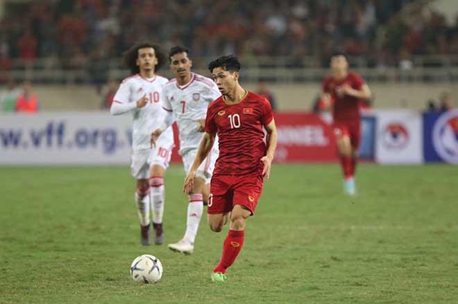 ĐT Việt Nam săn vé World Cup, dè chừng chủ nhà UAE và đồng hương thầy Park - 1