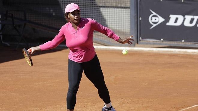 Nóng nhất thể thao tối 10/5: Serena Williams sẵn sàng chinh phục Rome Masters - 1