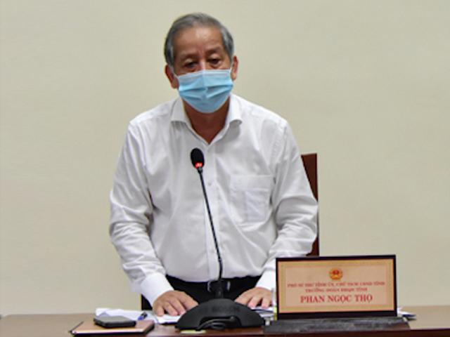 Thừa Thiên - Huế: Sẵn sàng kịch bản trong trường hợp phải giãn cách xã hội toàn tỉnh - 1