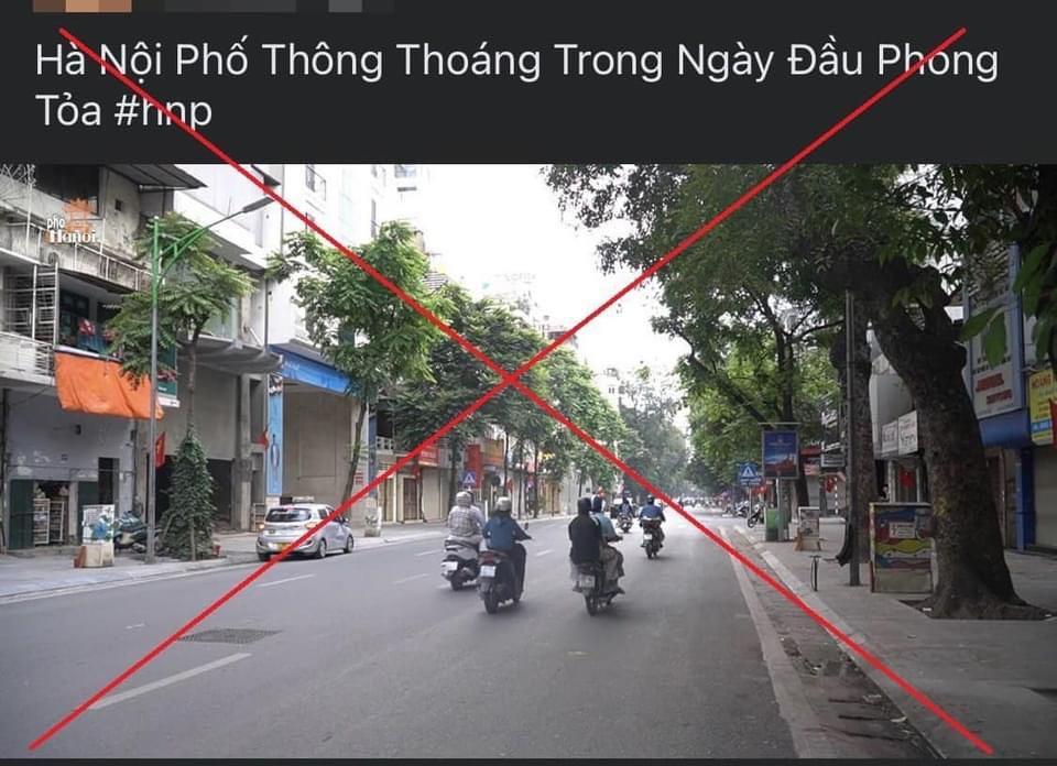 """Tung tin Hà Nội bị phong toả, YouTuber Duy """"Nến"""" bị xử phạt - 1"""