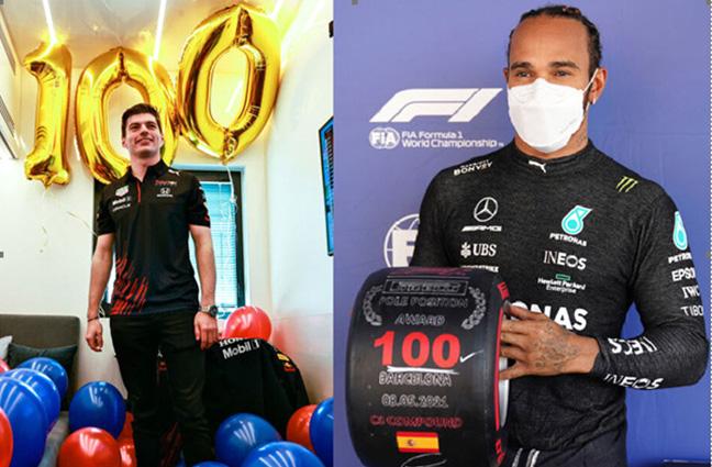 Đua xe F1, Spanish GP: Những gương mặt quen thuộc trên podium - 1