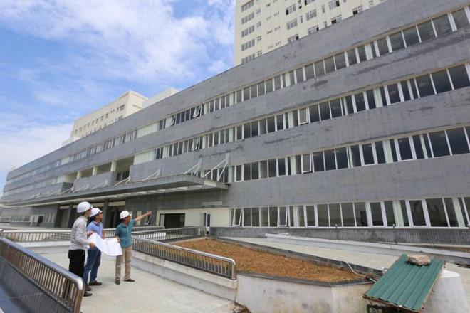 Có 60 ca mắc COVID-19, Vĩnh Phúc trưng dụng Bệnh viện Sản-Nhi làm Bệnh viện Dã chiến số 2 - 1
