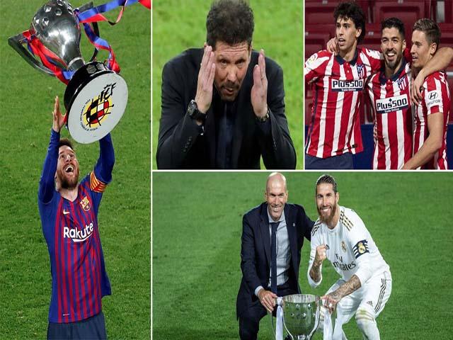 Atletico, Real, Barca đua vô địch hay nhất lịch sử, nhà cái chọn đội lên ngôi