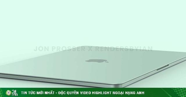 MacBook Air đa sắc làm mê hoặc người dùng
