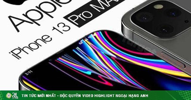 Sơ đồ rò rỉ iPhone 13 Pro và 13 Pro Max chính thức xuất hiện
