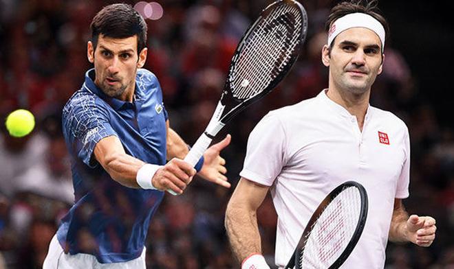 """Djokovic vượt Federer nhưng sợ đàn em """"giữ đỉnh"""" bảng xếp hạng tennis - 1"""