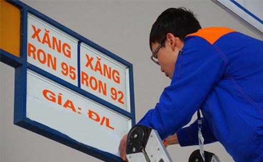 Giá xăng dầu đồng loạt tăng từ 15h chiều nay 12/5 - 1