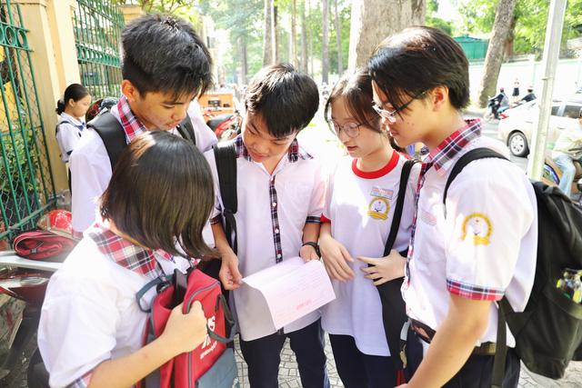 Hà Nội: Từ 12/5, học sinh nộp Phiếu đăng ký dự tuyển vào lớp 10 - 1