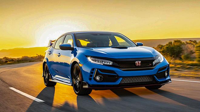 Honda Civic Type-R cập bến Đông Nam Á, giá bán gần 2 tỷ đồng - 1