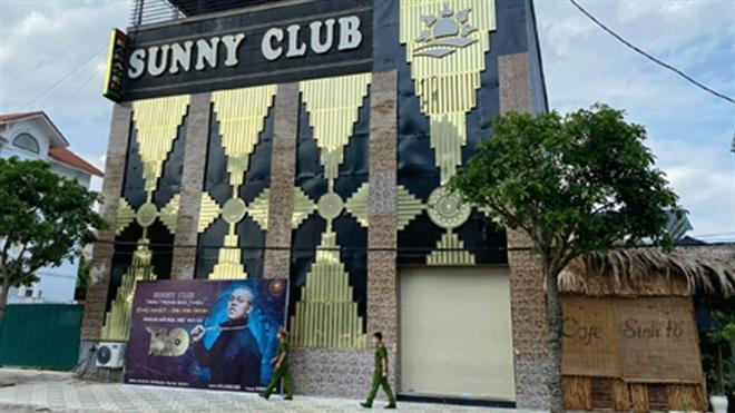 Khởi tố vụ án liên quan đến quán bar Sunny và clip nhạy cảm - 1